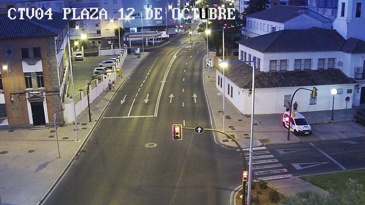 Plaza XII de Octubre