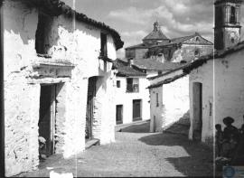 Calle de Galaroza, Huelva  [encuadre]
