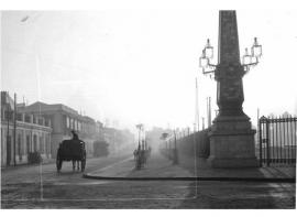 Avenida de Italia, Huelva [encuadre]