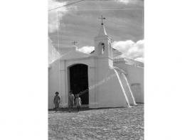 Ermita El Sr. de la Columna, Alosno (Huelva) [encuadre]