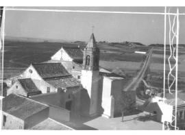 Iglesia de San Jorge, Palos de la Frontera (Huelva)  [encuadre]