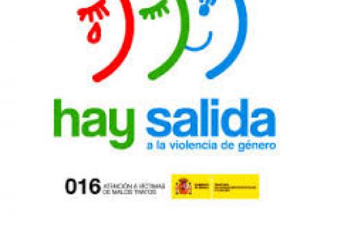 Hay salida a la violencia de género - 016