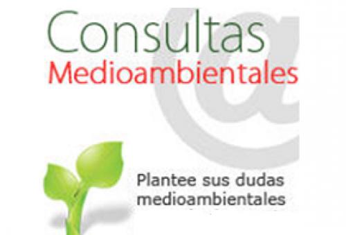 Aplicación móvil Consultas medioambientales