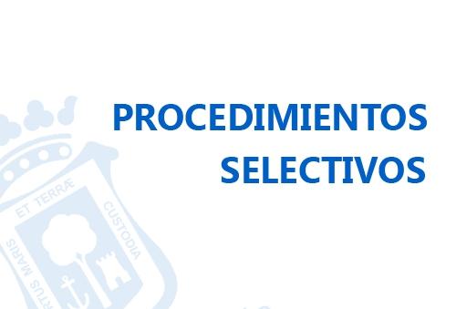 Procedimientos Selectivos
