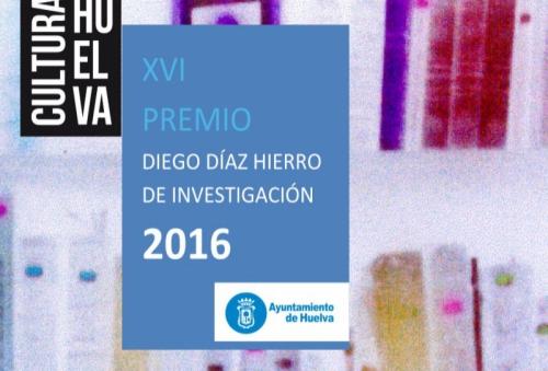 XVI Premio Diego Díaz Hierro de Investigación 2016