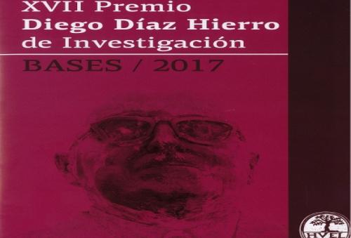 Premio Diego Díaz Hierro de Investigación 2017