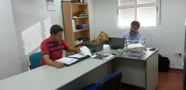 Vivero municipal de empresas ayuntamiento de huelva for Proyecto de vivero municipal