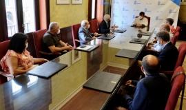 Reunión Consejo Evangélico